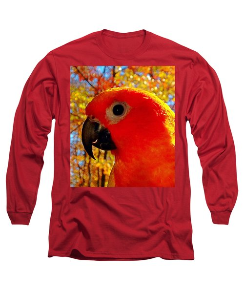 Sun Conure  Long Sleeve T-Shirt