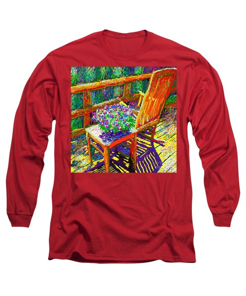 Sun Dance On Deck Long Sleeve T-Shirt
