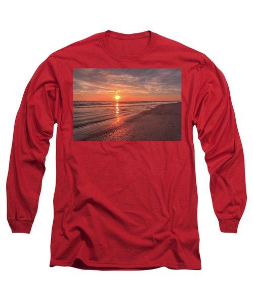 Sunburst At Sunset Long Sleeve T-Shirt