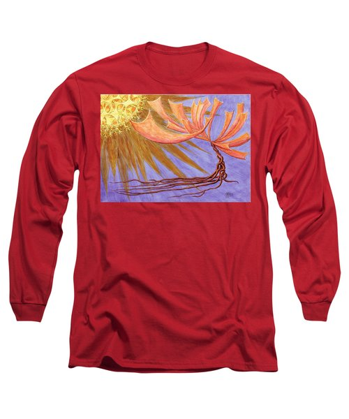 Sundancer Long Sleeve T-Shirt by Charles Cater