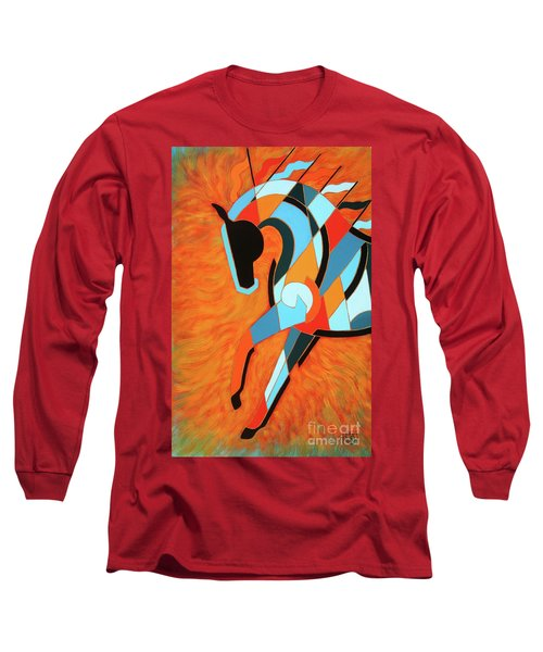 Sundancer Of The Fire II Long Sleeve T-Shirt