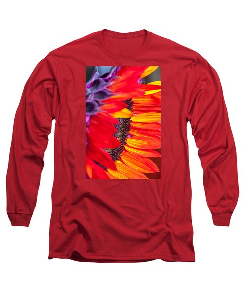Sunflower #7 Long Sleeve T-Shirt