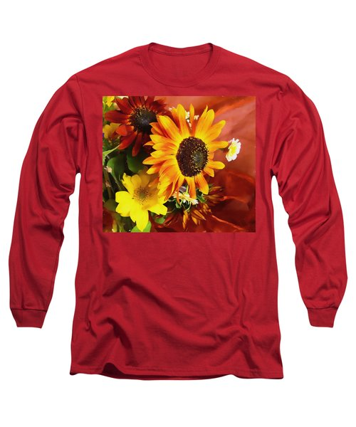 Sunflower Strong Long Sleeve T-Shirt
