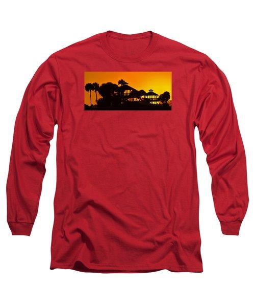 Sunrise At Barefoot Park Long Sleeve T-Shirt
