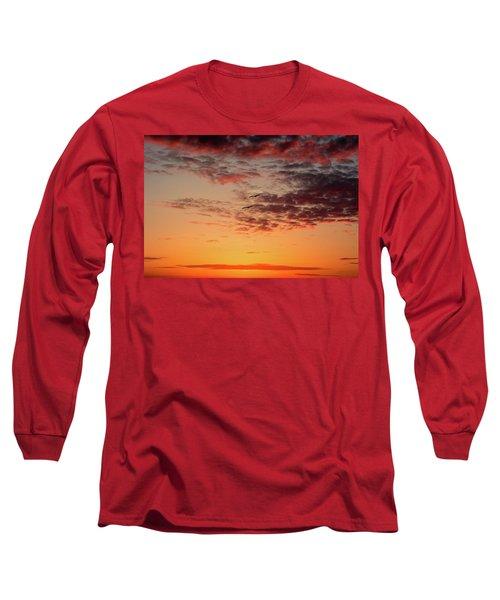Sunrise At Treasure Island Long Sleeve T-Shirt