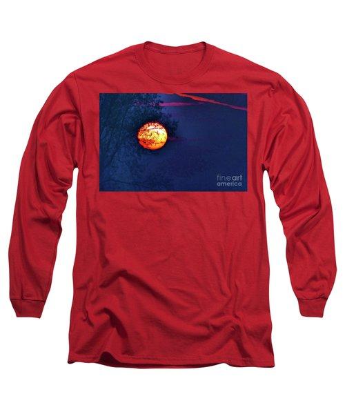 Sunrise Paint Long Sleeve T-Shirt
