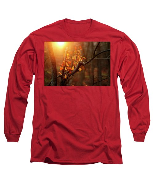 Sunset #8 Long Sleeve T-Shirt