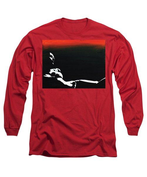 Sunset Bathing  Long Sleeve T-Shirt