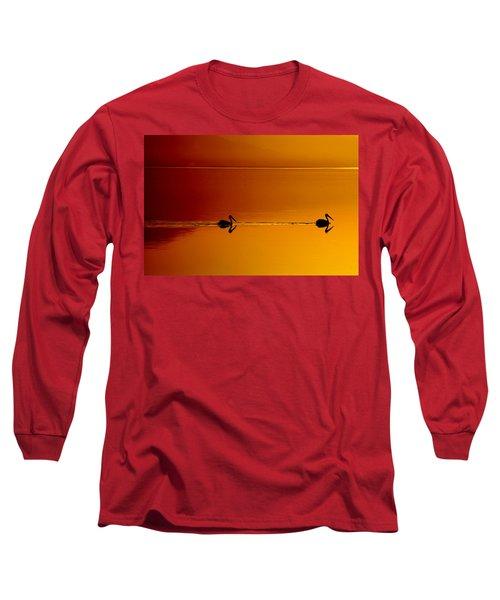Sunset Cruising Long Sleeve T-Shirt