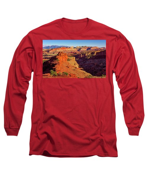 Sunset Point View Long Sleeve T-Shirt