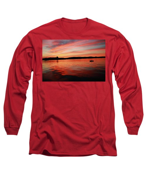 Sunset Row Long Sleeve T-Shirt