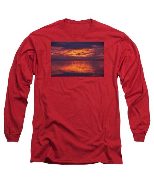 Sunset Sequim Long Sleeve T-Shirt