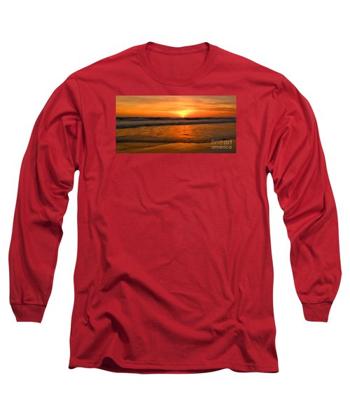 Cardiff Waves Long Sleeve T-Shirt
