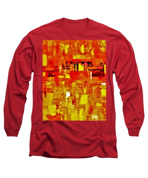 Sunshine Almost Always Makes Me High Long Sleeve T-Shirt