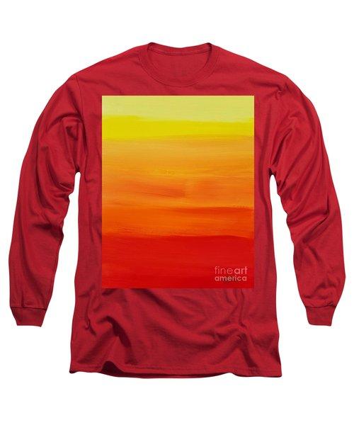 Sunshine Long Sleeve T-Shirt by Sean Brushingham