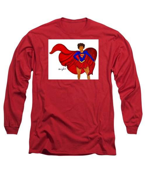 Superwoman I Am  Long Sleeve T-Shirt