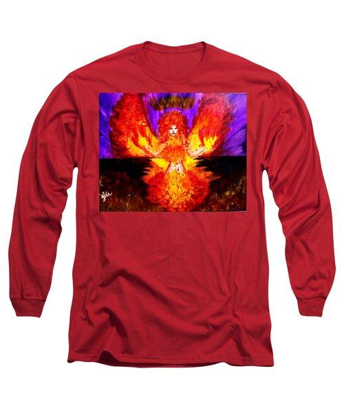 Supreme Seraphim  Long Sleeve T-Shirt