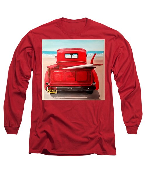 Surfn Long Sleeve T-Shirt