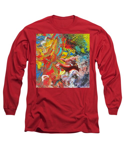 Surprise Long Sleeve T-Shirt by Ralph White