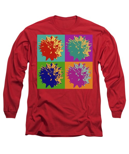 Sweet Gum Balls Long Sleeve T-Shirt