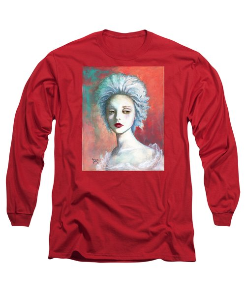 Sweet Love Remembered Long Sleeve T-Shirt by Terry Webb Harshman