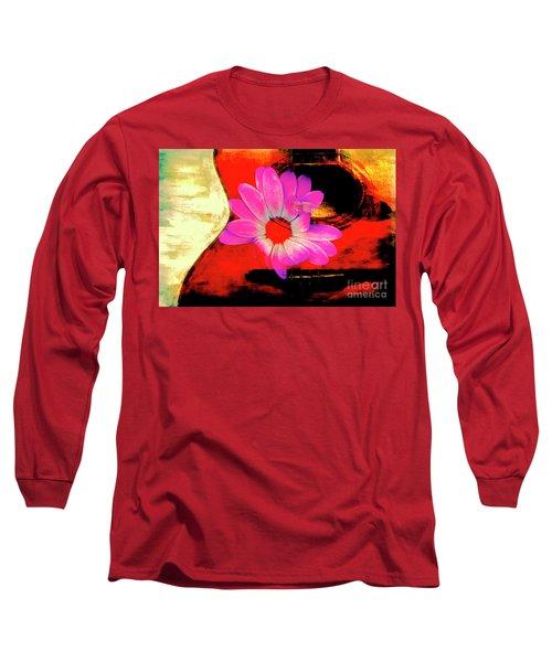 Sweet Sound Long Sleeve T-Shirt by Al Bourassa