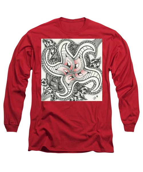 Sweet Spot Long Sleeve T-Shirt by Jan Steinle