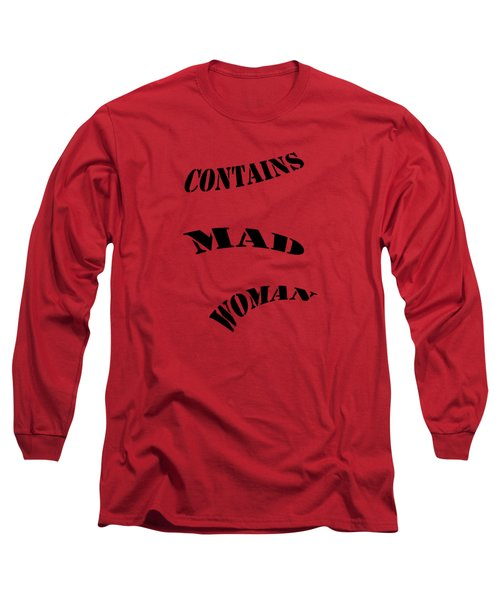 T Shirts And Decor Long Sleeve T-Shirt by Linsey Williams