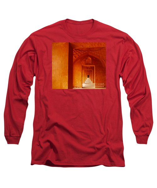 Doors Of India - Taj Mahal Long Sleeve T-Shirt