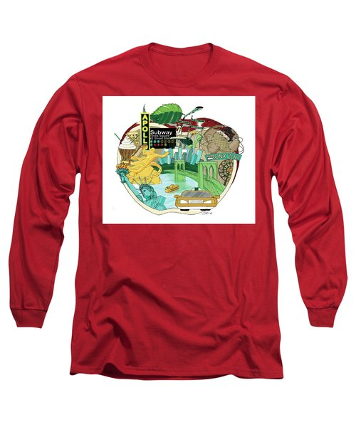 Take A Bite Long Sleeve T-Shirt