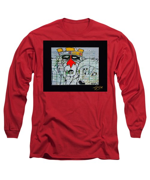 Take The Crown Long Sleeve T-Shirt
