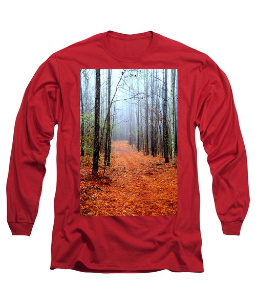 Taking A Stroll Long Sleeve T-Shirt