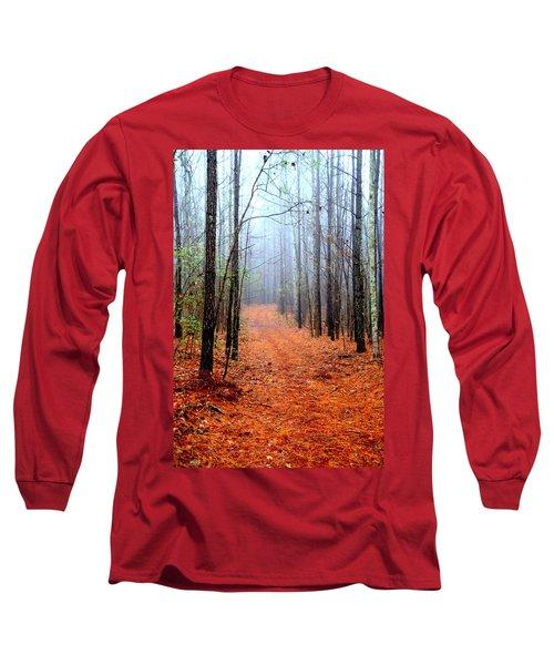 Taking A Stroll Long Sleeve T-Shirt