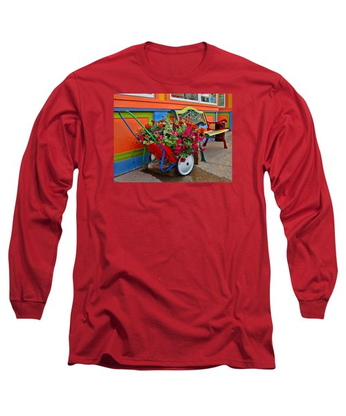 Tannersville Color Blast Long Sleeve T-Shirt