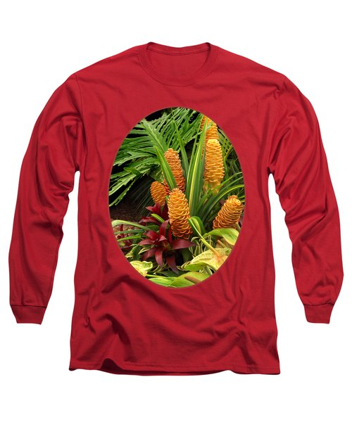 Tantalisingly Tropical Long Sleeve T-Shirt