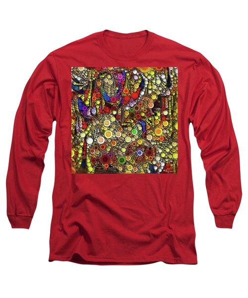 Tantric Bliss Long Sleeve T-Shirt