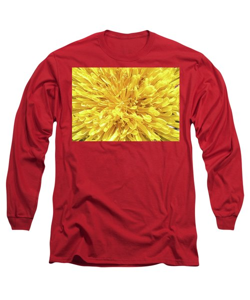 Long Sleeve T-Shirt featuring the photograph Taraxacum by Traven Milovich