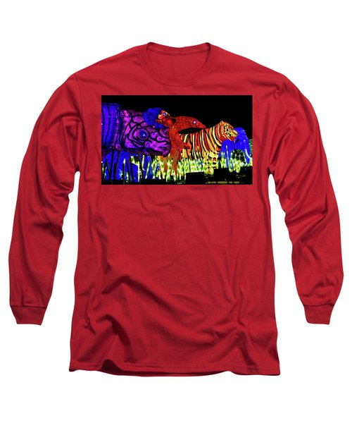 Taronga For The Wild 1 Long Sleeve T-Shirt
