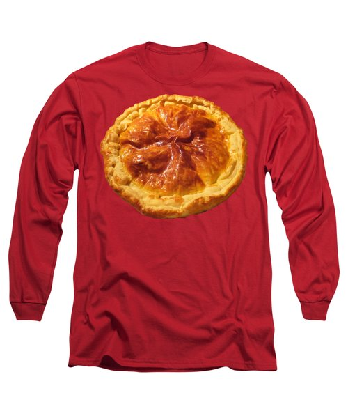 Tourte Long Sleeve T-Shirt by Marc Philippe Joly