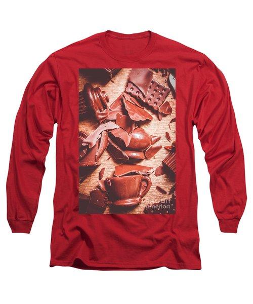 Tea Break  Long Sleeve T-Shirt
