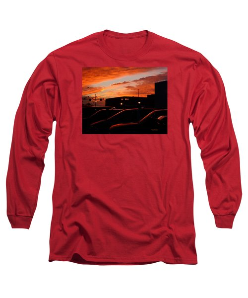 Ten Fourteen P.m. Long Sleeve T-Shirt by Jana Russon