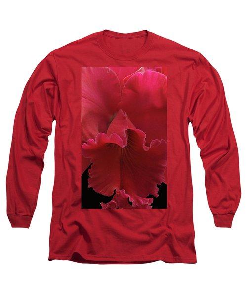 Tender Orchid Long Sleeve T-Shirt