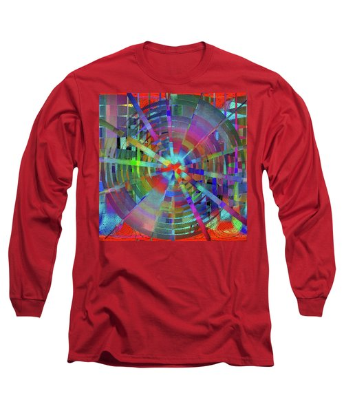 Textures Long Sleeve T-Shirt