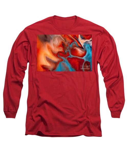 The Abyss Long Sleeve T-Shirt