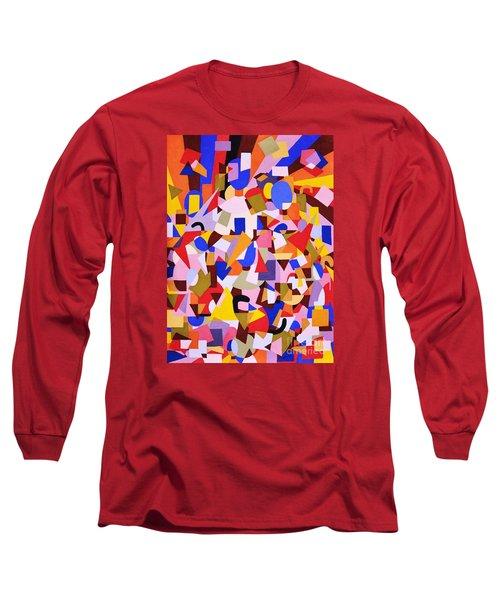 The Art Of Misplacing Things Long Sleeve T-Shirt