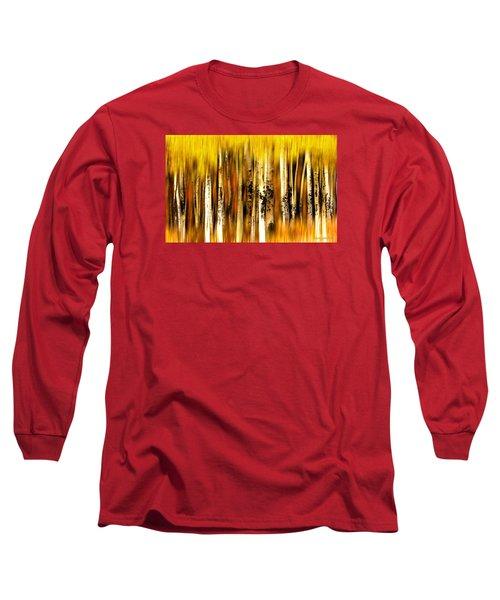The Aspens Of Kenosha Pass Long Sleeve T-Shirt