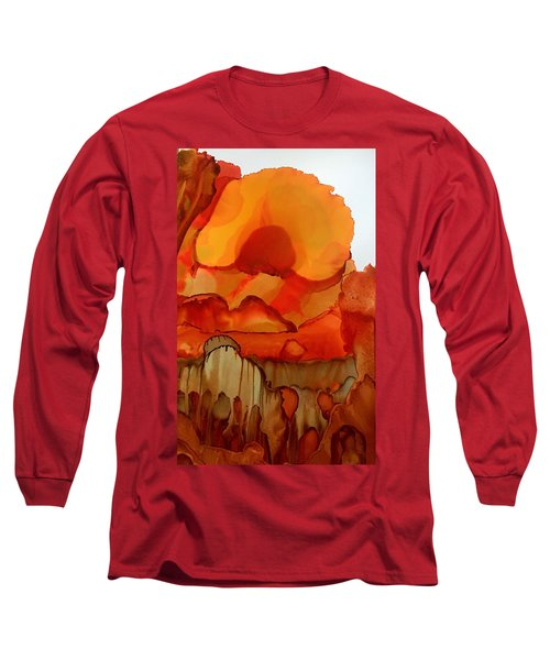 The Ball Of Fire Long Sleeve T-Shirt