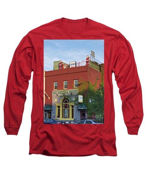 The Baseball Tavern Boston Massachusetts  -30948 Long Sleeve T-Shirt