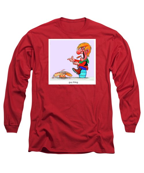 The Bozo Collection 5 Long Sleeve T-Shirt