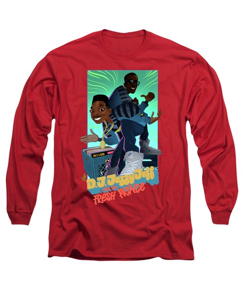 The Brand New Funk Long Sleeve T-Shirt